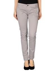 Htc Casual Pants Dove Grey
