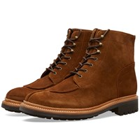 Grenson Grover Boot Brown