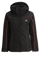 Salomon Stormseeker Ski Jacket Black