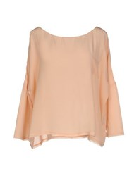 Barneys New York Shirts Blouses Women Apricot