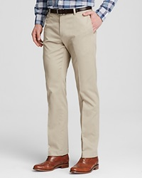 Brooks Brothers Regular Fit Chino Pants Khaki
