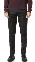 J Brand Zip Cargo Pants Black