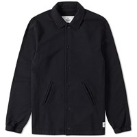 Reigning Champ Coach Jacket Black