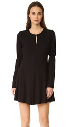 The Fifth Label Countdown Long Sleeve Dress Black