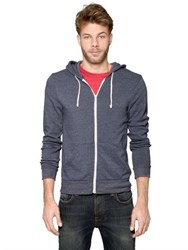 Alternative Apparel Rocky Eco Fleece Zip Hoodie Sweatshirt