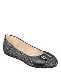 Easy Spirit Gianetta Ballet Flats Black