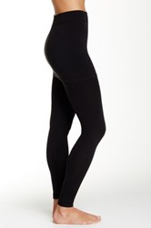 Magid Seamless Fleece Lined Skirt Overlay Legging