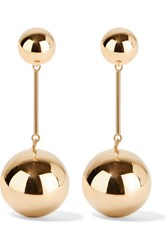 J.W.Anderson Gold Plated Earrings
