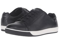 Mark Nason Shaver Black Leather Men's Lace Up Casual Shoes