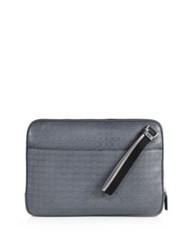 Salvatore Ferragamo Revival Gancini Document Case