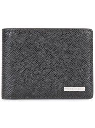Hugo Boss Textured Wallet Black