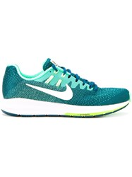 Nike 'Air Zoom Structure 20 Running' Sneakers Green