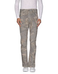 Jcolor Trousers Casual Trousers Men Grey