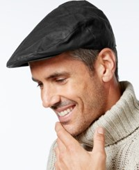 Barbour Waxed Flat Cap Sage