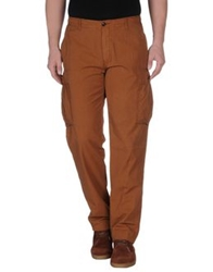 Franklin And Marshall Casual Pants Beige