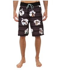 Reef Tropic Boardshorts Black Men's Swimwear