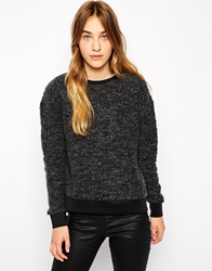 Esprit Wool Jumper Black