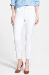 Vince Camuto Skinny Jeans Ultra White