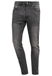 Dr. Denim Dr.Denim Clark Slim Fit Jeans Old Black Black Denim