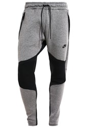 Nike Sportswear Tech Fleece Tracksuit Bottoms Carbon Heather Black Anthracite