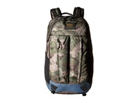 Burton Bravo Pack Bkamo Print Backpack Bags Brown