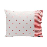 Gant Stars And Stripes Pillowcase Bright Red 50 X 75 Cm