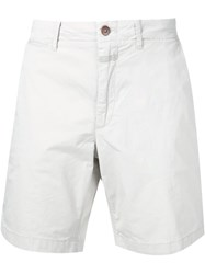 Closed Chino Shorts Nude And Neutrals