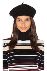 Michael Stars Basque Beret Black