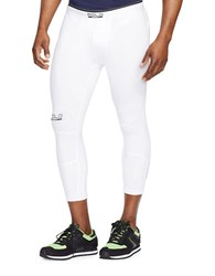 Polo Ralph Lauren Compression Tights White