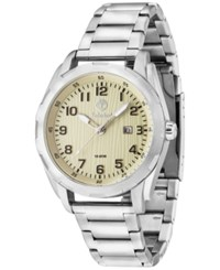 Timberland Men's New Market Stainless Steel Bracelet Watch 45X55mm Bl13330xs07m Silver