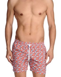 Barba Swimming Trunks Azure