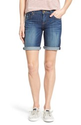 Women's Kut From The Kloth 'Catherine' Boyfriend Shorts Tact