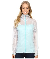 Adidas All Outdoor Mistral Wind Jacket Halo Blue Women's Coat