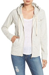 Sincerely Jules Women's 'Elysian' Zip Up Cotton Hoodie