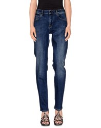 Victoria Beckham Denim Denim Denim Trousers Women