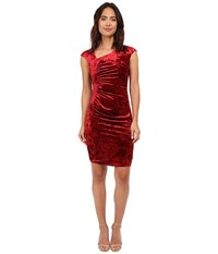 Catherine Malandrino Kinsey Dress Crimson Women's Dress Red