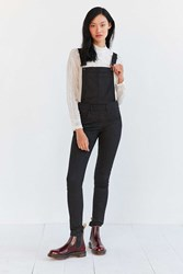 Cheap Monday Skinny Dungaree Overall Black