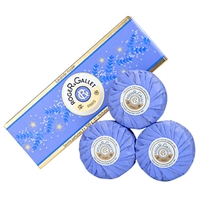 Roger And Gallet Lavande Royale Soap Coffret 3 X 100G