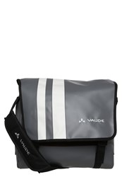 Vaude Bert M Across Body Bag Anthracite Grey