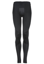 Skins Ry 400 Long Tights Tights Graphite Anthracite