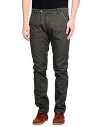 Take Two Casual Pants Dark Green