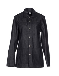 Dr. Denim Jeansmakers Denim Outerwear Black