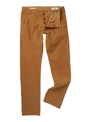 Jack And Jones Bolton Dean Chino Trouser Camel