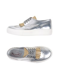 Barracuda Footwear Low Tops And Trainers Women Silver