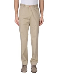 Vigano' Casual Pants Sand