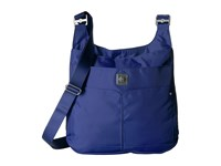 Baggallini The Lift Cobalt Handbags Blue