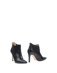 Alexandra Ankle Boots Black