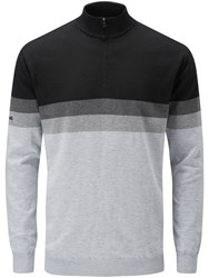 Ping Pearce Lined Sweater Silver