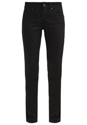 Cream Sheena Slim Fit Jeans Pitch Black Anthracite
