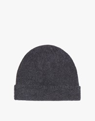 Our Legacy Knitted Hat Black Needled
